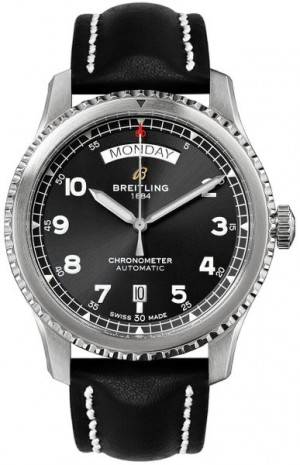Breitling Aviator 8 Automatic Day & Date 41 Montre pour hommes A45330101B1X2