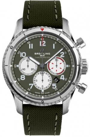 Montre Breitling Aviator 8 Curtiss Warhawk pour homme AB01192A1L1X2