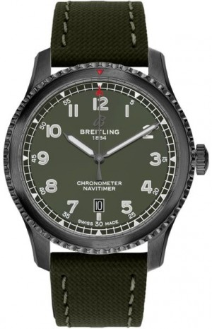 Montre Breitling Aviator 8 Curtiss Warhawk pour homme M173152A1L1X1