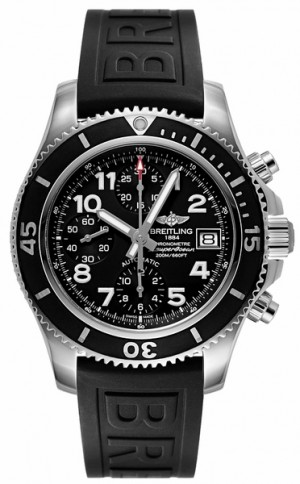 Chronographe Breitling Superocean 42 A13311C9/BE93-150S