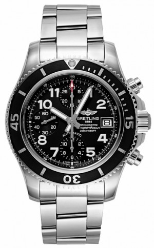 Chronographe Breitling Superocean 42 A13311C9/BE93-161A