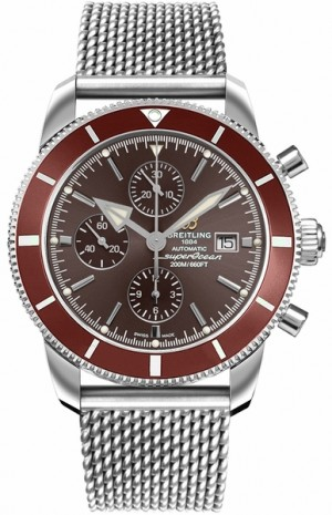 Chronographe Breitling Superocean Heritage II 46 A13312331Q1A1