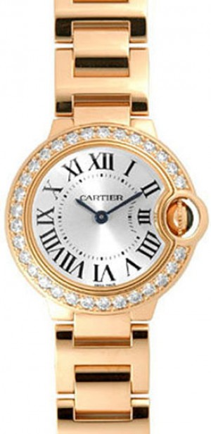 Cartier Ballon Bleu WE9002Z3
