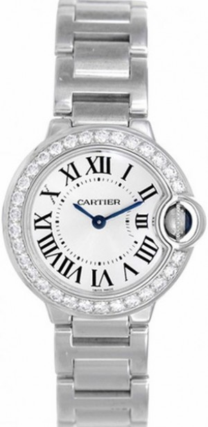 Cartier Ballon Bleu WE9003Z3