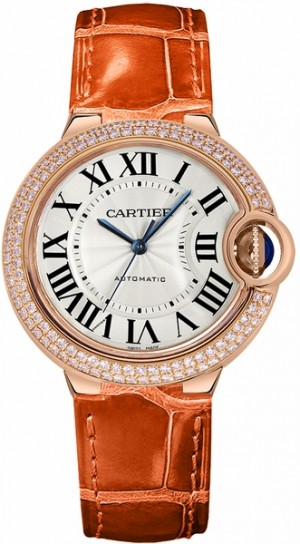 Cartier Ballon Bleu WE900451