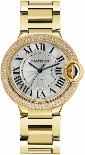 Cartier Ballon Bleu WE9004Z3