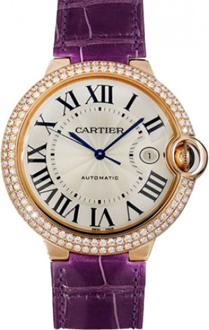 Cartier Ballon Bleu WE900851