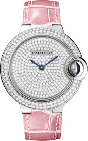 Cartier Ballon Bleu WE902042