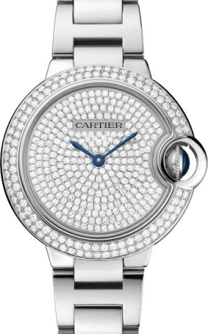 Cartier Ballon Bleu WE902045