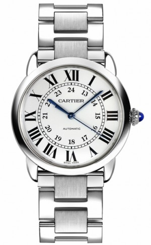 Cartier Ronde Solo WSRN0012