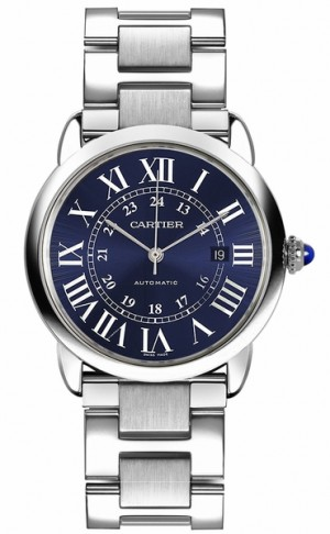Cartier Ronde Solo WSRN0023