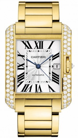 Cartier Tank Anglaise WT100007
