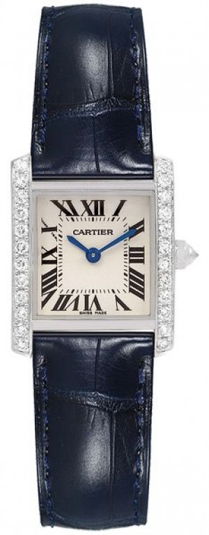Montre pour femmes Cartier Tank Francaise Diamond WE100231