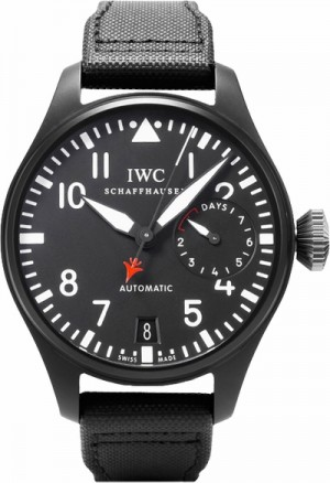 IWC Big Pilots Watch Top Gun IW501901