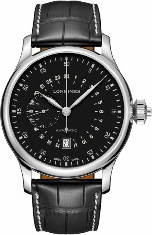 Longines Heritage Automatic Men's Watch L2.797.4.53.0