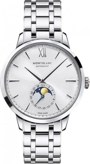 MontBlanc Heritage Spirit Moonphase Men's Watch 111184