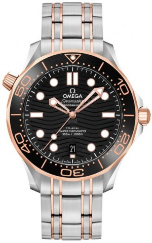 Montre Omega Seamaster pour hommes 210.20.42.20.01.001