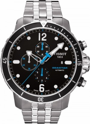 Tissot Seastar 1000 Automatic T066.427. Tissot Luxury Automatic T086.207.11.111.00