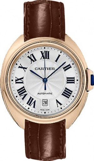 Montre Cartier Cle De Cartier en or rose massif WGCL0010